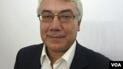 """""""Azərbaycan Naminə"""" İctimai Forumun prezidenti Eldar Namazov"""