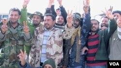 U posjeti pobunjenicima u Libiji