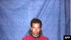 Phóng viên của báo Wall Street Journal Daniel Pearl (hình ngày 30/1/2002)
