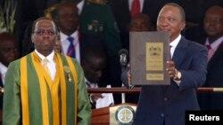 Presidente Uhuru Kenyatta