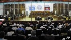 Tòa án xử tội phạm Khmer Đỏ