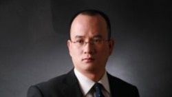 """中国当局开审""""维权战士""""郝劲松 被指藐视世界人权日"""