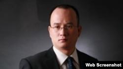 中国知名法律人士郝劲松(推特截图)