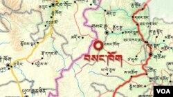 Sang Kog Map