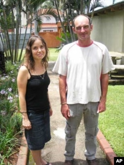 Haigh, with Danielle Nierenberg, a researcher from international NGO the Worldwatch Institute which says the farmer has one of the best examples of an agro-ecological farm in Africa
