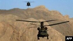 Пакистан решительно протестует против атак натовских вертолетов