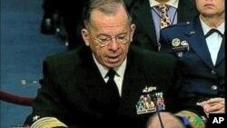 جنرال مایک مولن د امریکا د سنا په یوې استماعیه غونډه کې تیره پنجشبنې وویل چې د حقاني شبکې چې د پاکستان د استخباراتي ادارې آی اس آی له خوا یې ملاتړ کیږي په کابل کې یې د امریکا پر سفارت باندې په حمله کې لاس درلود او دغه حملې یې پلان کړي وې.