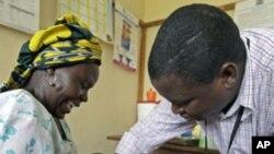 Essaie d'un vaccin contre le paludisme à Kilifi, au Kenya