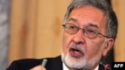 Bộ trưởng Ngoại giao Afghanistan Zalmai Rasoul.