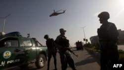 Талибы атаковали британские объекты в Кабуле