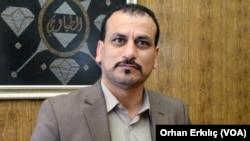 9 Nisan 2020 - Gaziantep'te yaşayan Suriyeli mülteci Salih Tayev
