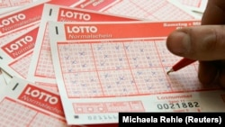 [FILE] Lotto tickets in Munich, Germany