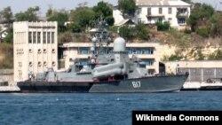 Малый ракетный корабль «Мираж».