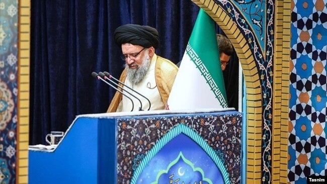 Giáo sĩ Ahmad Khatami.