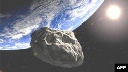 Thiên thể bay gần Trái Ðất