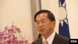 台湾前总统陈水扁(资料照)