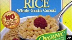 Warga di negara bagian California, AS akan mengadakan referendum mengenai apakah makanan GMO perlu label khusus (foto: dok).