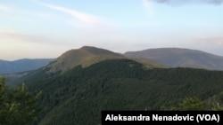 Park prirode Stara planina i najviši vrh Srbije koji se nalazi na toj planini, Midžor, Foto: VOA