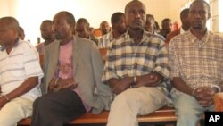 Abakekwaho Gerenade Banze Kuburana