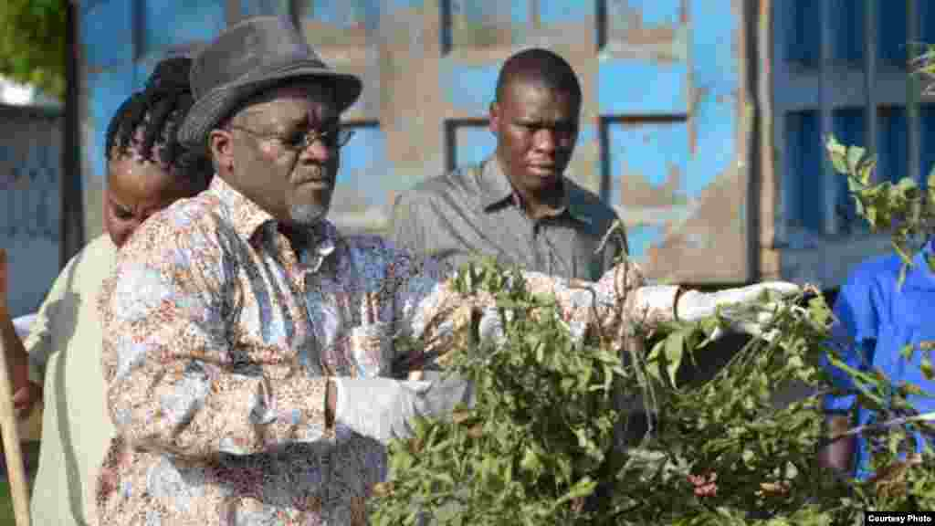 Rais Magufuli #UhuruNaUsafi