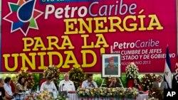 Venezuela trata de hacer cambios a los acuerdos de financiamiento de Petrocaribe, aparentemente debido a los problemas financieros.