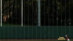 Неймовірний стрибок бейсболіста