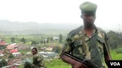 Abarwanya ubutegetsi bo mu murwi M23 mu buseruko bwa Congo