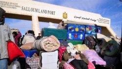 خروج اتباع خارجی از لیبی شدت می گیرد