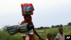 As minas terrestres continuam a colocar sérios desafios aos Sudaneses do Sul que regressam ao país depois da independência em Julho