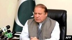 Umushikiranganji wa mbere wa Pakistani, Nawaz Sharif.