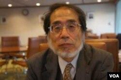 著书《日本的战略外交》的国际协力银行经营咨询、评议委员铃木美胜