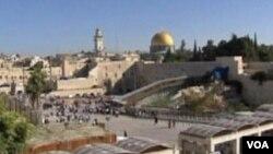 I pitanje Jerusalema čeka na nove mirovne diplomatske pritiske