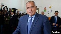 ဘူေဂးရီးယား ဝန္ႀကီးခ်ဳပ္ Boyko Borisov