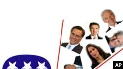 共和黨黨團會議1月3號在美國中西部愛奧華州舉行。