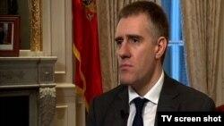 Potpredsednik crnogorske vlade i šef diplomatije Igor Lukšić