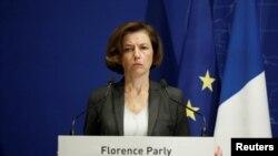 Флоранс Парлі, міністр оборони Франції