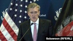 رچرڈ اولسن، سابق امریکی سفیر برائے افغانستان و پاکستان