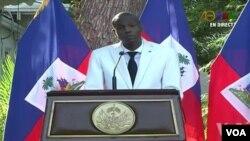 Prezidan Jovenel Moise