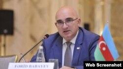 Fərid Babayev (Foto Report agentliyinindir)