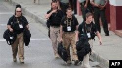 سه مأمور پليس مخفی آمريکا از خدمت اخراج شدند
