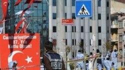 انفجار در میدان تقسیم استانبول ۳۲ زخمی برجای گذاشت