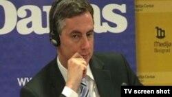 Izvjestilac Evropskog parlamenta za Srbiju, Dejvid Mekalister (arhiva)