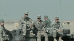 US Soldiers Close Down Bases, Head Out of Iraq