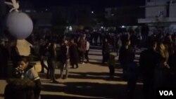 Gelê Efrînê ragihandina federalîzmê pîroz dikin