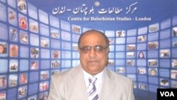 عبدالستار دوشوکی، مدیر مرکز مطالعات بلوچستان در لندن