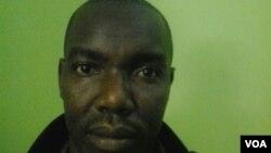 Rev. Anglistone Sibanda