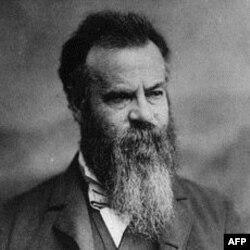 Major John Wesley Powell, Geologist U.S. Geological Survey