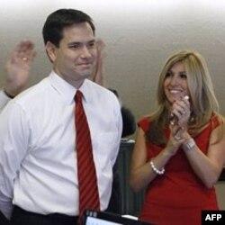 Novoizabrani senator sa Floride, republikanac Marko Rubio