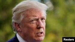 Tổng thống Trump cho biết Mỹ đang gặp khó khăn về ngân sách