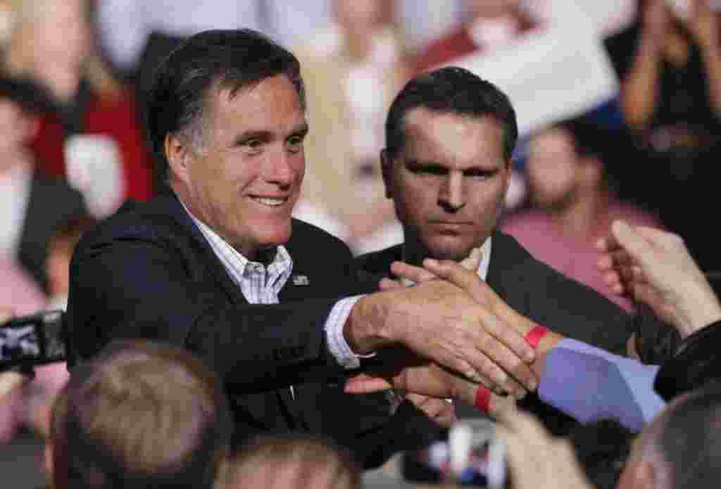 Después de ganar en varios estados, la candidatura de Mitt Romney parece haber dado un vuelco inesperado con un bajo índice de votación en Minnesota y Missouri.